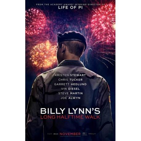 Долгий путь Билли Линна в перерыве футбольного матча (Billy Lynn's Long Halftime Walk)