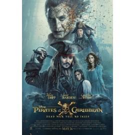 Пираты Карибского моря: Месть Салазара (Pirates of the Caribbean: Dead Men Tell No Tales)